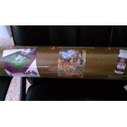 """Master Pieces 3 in 1 Puzzler Kit - """"White Tail Autumn"""" Puzzle"""