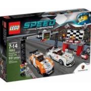 Set de constructie Lego Porsche 911 GT Finish Line