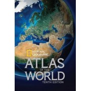 National Geographic Atlas of the World, Tenth Edition by National Geographic