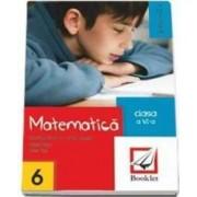 Matematica Cls 6 Partea A II-A Ed.2015 - Nicolae Sanda Monica Berende