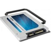 """Crucial MX100 SSD Esterno da 512 GB, 2.5"""", Nero"""