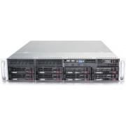 Sistem Server Configurabil SuperMicro 6027R-TRF + Lantisor placat cu aur si argint cu 2 pandantive in forma de disc (cu o steluta decupata in mijloc)