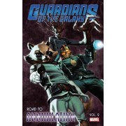 Guardians of the Galaxy: Road to Annihilation Vol. 2