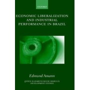Economic Liberalization and Industrial Performance in Brazil by Edmund Amann