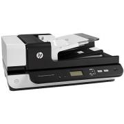 Scanner cu suport plat HP Scanjet Enterprise Flow 7500, A4, Duplex, ADF