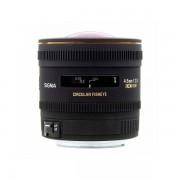 Obiectiv Sigma 4,5mm f/2.8 EX DC FISHEYE circular pentru Nikon