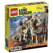 Lego Lone Ranger Silver Mine Shootout