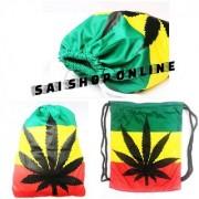 Bob Marley Leaf Print Backpack Gift young boy Girls Gym bag Best 4 EXAM