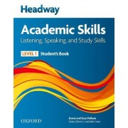 Headway Academic Skills: 1: Listening, Speaking, and Study Skills Student's Book and Audio CD