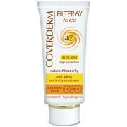Coverderm Filteray Face Tinted SPF40 - 50ml / 1.7 fl oz