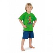 Cornette kids kr 789/15 robot piżama chłopięca