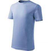 ADLER Classic New Dětské triko 13515 nebesky modrá 134