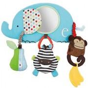 Skip Hop Baby Alphabet Zoo Stroller Bar Activity Toy Multi