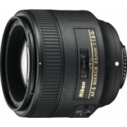 Obiectiv Foto Nikon 85mm f1.8G AF-S