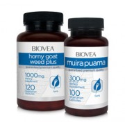MUIRA PUAMA & HORNY GOAT WEED LIBIDO VALUE PACK