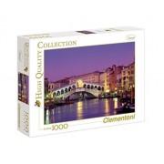 Clementoni - 39068.7 - Puzzle Collection High Quality - 1000 Pièces - Pont du Rialto