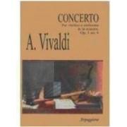 Concerto Per Violino E Orchestra In La Minore Op.3 No.6 - A. Vivaldi