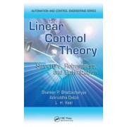 Linear Control Theory by Aniruddha Datta