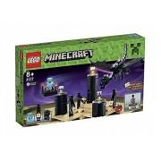LEGO - A1504545 - Dragon D'ender - Minecraft