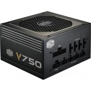 "SURSA COOLER MASTER V750 v2, 750W (real), fan 120mm, 80 Plus Gold, 4x PCI-E (6+2), 8x S-ATA, modulara ""RS750-AFBAG1-EU"""
