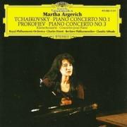 Martha Argerich - Tchaikovsky Prokofiev (0028941506221) (1 CD)