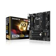 PLACA DE BAZA LGA1151 4X4D240 PCIE 2XPCI 1XSATA-EX M.2 4XUSB3.1 1XPS2 VGA DVI-D HDMI DP B250