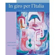 Workbook/Laboratory Manual to Accompany In Giro Per L'Italia by Graziana Lazzarino