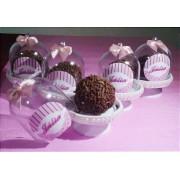 Cúpulas para doces personalizadas