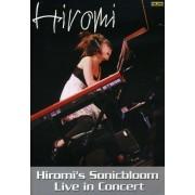 Hiromi - Sonicbloom Live In Japan (0089408369995) (1 DVD)