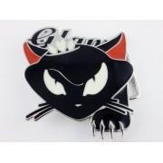 Cat - Přezka pro opasky