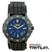 UZI Protector Swiss Tritium Watch UZI-004-N