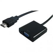 Secomp-Cableadapter-HDMI-M-VGA-F