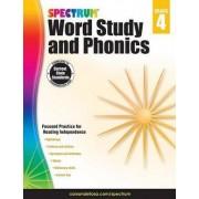 Spectrum Word Study and Phonics, Grade 4 by Spectrum