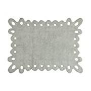 EN SOLDES - Tapis de sol enfant 120x160 cm puntilla gris