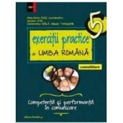 Exercitii practice de limba romana - Clasa a 5-a - Consolidare 2016 - Mina-Maria Rusu G. Cotoi C.-I. Haila M. Timingeriu