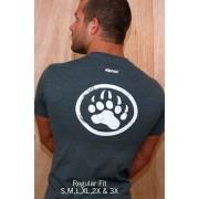 Ajaxx63 Regular Fit T Shirt Dependable Woof RF18