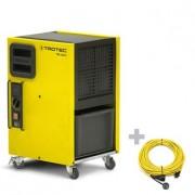 Dezumidificator TTK 125 S + cablu de prelungire profesional 20 m / 230 V / 2,5 mm²