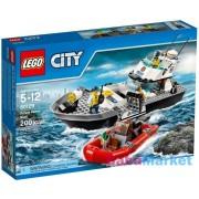 LEGO CITY Rendőrségi járőrcsónak 60129