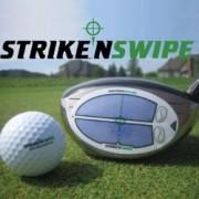 Strike N Swipe Impact Sticker