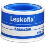 Leukofix cerotto su rocchetto trasparente per fissaggio cannule