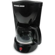 Black & Decker DCM 600 IN 8 Cups Coffee Maker(Black)
