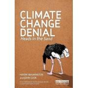 Climate Change Denial by Haydn Washington