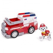 Paw Patrol Marshall's Ambulance Vehicle and Figure (works with Paw Patroller)