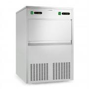 Klarstein Powericer Kings Eiswürfelmaschine Industrie 700W 100kg/Tag Edelstahl