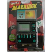 Electronic Vegas Blackjack 1998 Model #233565