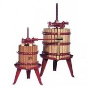 Presa de struguri manuala cu clichet TR 35, 50 kg/transa, cos lemn