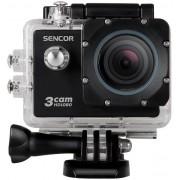 Camea Video de Actiune Sencor 3CAM 5200W, Full HD, Waterproof (Neagra)