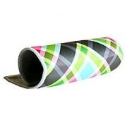 Cleer Gear Schatzii Smart Cloth Jetsetta Screen Protectors - Retail Packaging - Green/Grey/Pink