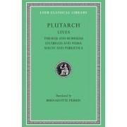 Lives: v.1 by Plutarch