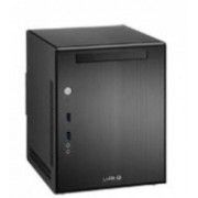 Lian-Li PC-Q03B - mITX-Case - Black